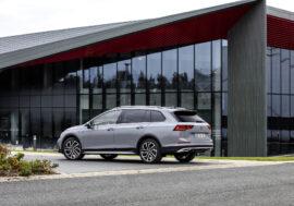 Volkswagen Golf Variant pořídíte za cenu hatchbacku