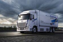 Hyundai rozšiřuje svůj vodíkový nákladní vůz do celého světa