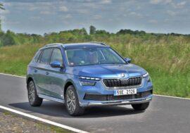 TEST reálné spotřeby: Škoda Kamiq a Scala g-tec