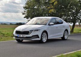 TEST reálné spotřeby: Škoda Octavia g-tec