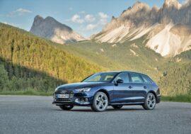TEST reálné spotřeby: Audi A4 g-tron