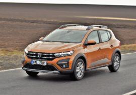 TEST reálné spotřeby: Dacia Sandero LPG