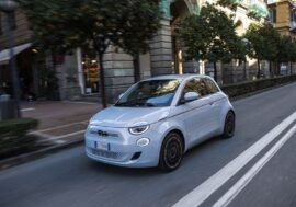 Fiat 500 zvládl testy Green NCAP na výbornou