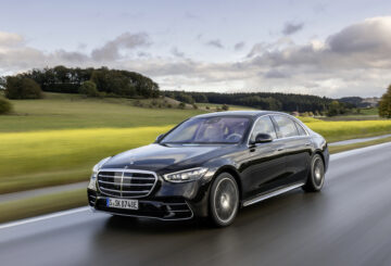 Plug-in hybridní Mercedes-Benz třídy S ujede na baterie 100 km