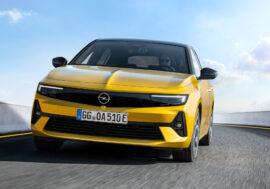 Nový Opel Astra přináší technologie manažerských vozů do kompaktního segmentu