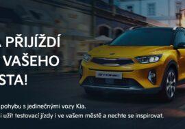 Startuje Kia roadshow – objevujte nové vozy a technologie