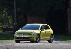 TEST reálné spotřeby: Volkswagen Golf TGI